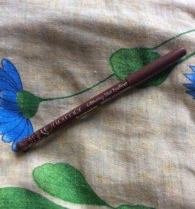 карандаш для глаз с блестками