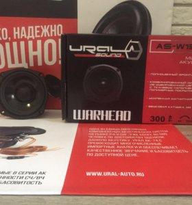 Колонки мидбас Ural AS-W130MB WARHEAD