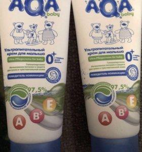 Ультрапитательный крем AQA для малыша