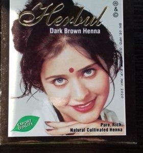 Краска для волос Хна Herbul