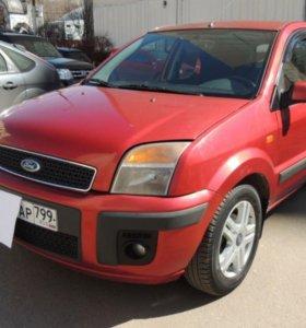 Ford Fusion, I Рестайлинг 1.4 MT (80 л.с.)