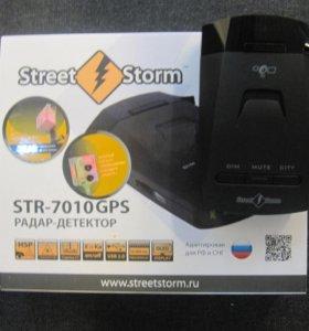 радар-детектор Street Storm STR 7010GPS