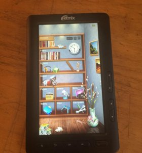 Ritmix 4gb электронная книга