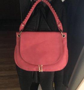 Новая яркая качественная сумочка