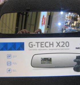 видеорегистратор -зеркало Neoline G-TECH X20