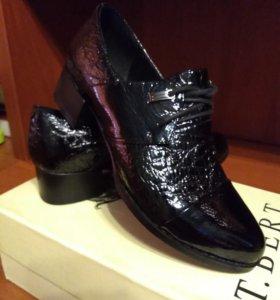Туфли женские р-33,новые