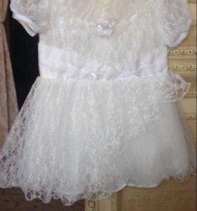Детское платье,