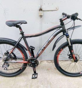 """Велосипед  """"STELS"""" новый на дисковых тормозах"""