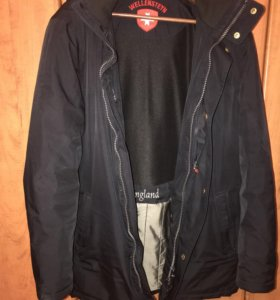 Куртка wellensteyn
