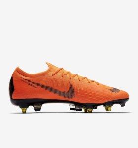 Бутсы Nike vapor 12 elite sgpro ac (sp18) ah7381-8