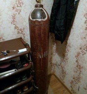 Балон пустой 40 л (гелий).