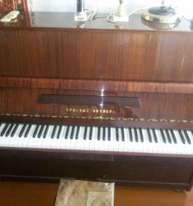 """Пианино """"Красный октябрь"""""""