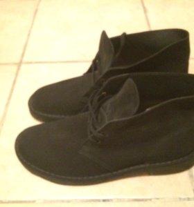 Мужские ботинки Clarks