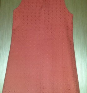 Платье ажур ZARA а-силуэт 44 рр 500 руб