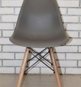 Стул стиль Eames серый