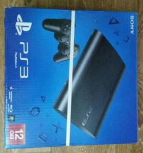 Sony Playstation 3 Super Slim 12GB CECH-4008A PS3