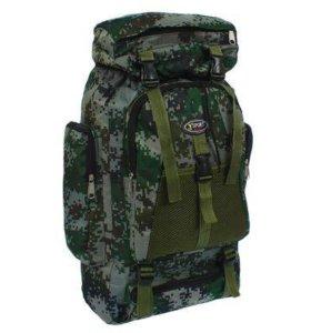 Рюкзак туристический,27л «ПИКСЕЛЬ»
