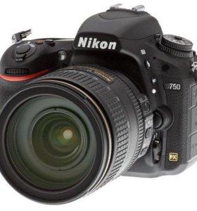 Nikon D750 + Nikkor 24-85 f/3,5-4,5 ED VR