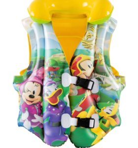 Надувной жилет для детей «Микки Маус».