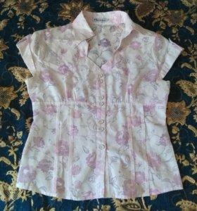 3 блузки 46 размер