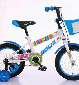Велосипед детский 14-002