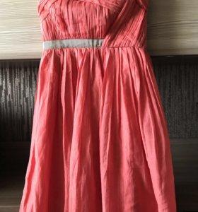 Платье 42 размер Mango