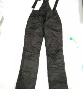 Зимние штаны горнолыжные