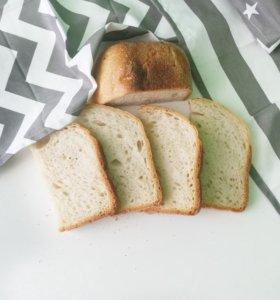 Пеку хлеб на закваске