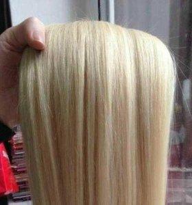 Натуральные славянские волосы для наращивания