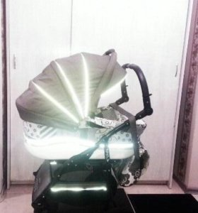Детская коляска Verdi Zippy (Верди Зиппи) 2 в 1