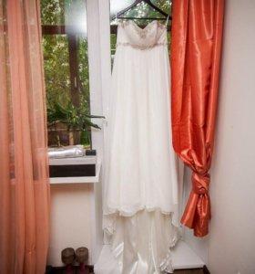 Свадебное платье. Вечернее