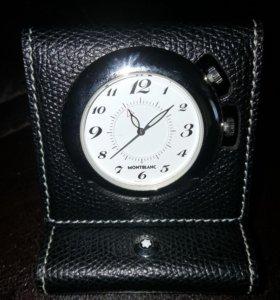 Дорожные часы Montblanc
