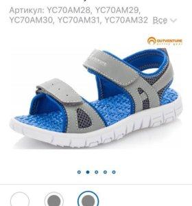 Новые сандали 33 размер