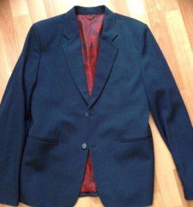 Новый пиджак. Размер 48