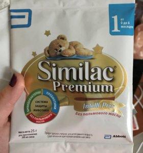 Смесь Semilac premium 0+
