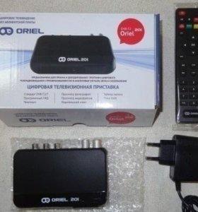 Приемник цифровой Oriel-203 (новый)