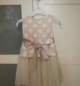 Платье для девочки, размер 92.