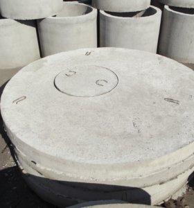 Кольца жби колодезные (канализационные)