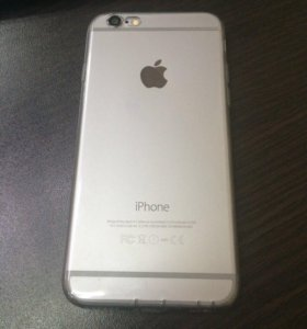 iPhone 6 /16 gb/ space gray