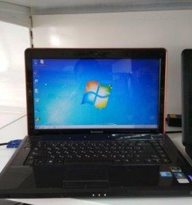 Ноутбук Lenovo y550p