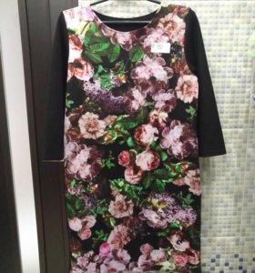 Новое платье р.44-46