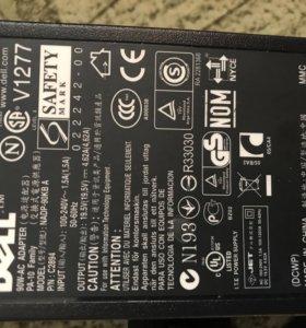 Зарядное для ноутбуков DELL