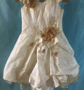 Платье на выпускной 4 кл