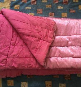 Одеяло верблюжья шерсть теплое
