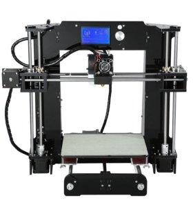 3D принтер Anet A8 собранный забирайте сейча