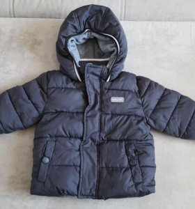 Куртка на мальчика 74 размер