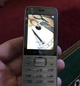 Двухсимочный телефон FLY ds-120