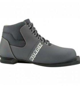 Лыжные ботинки SPINE NORDIK 43. Размер 39