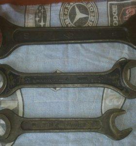 Ключи большие