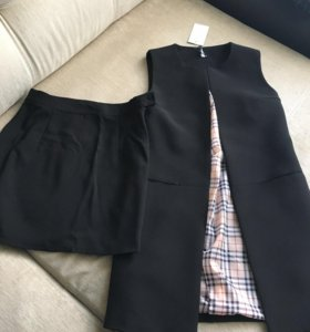 Костюм (юбка и жакет) новый